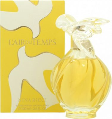 Nina Ricci L'air Du Temps Eau de Parfum (EDP) 100ml Spray For Women