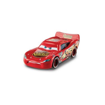 Disney Pixar Cars Diecast Determined Lightning Mcqueen