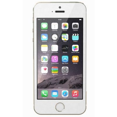 Unlocked Refurbished iPhone 5S 16GB - White/Gold