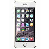 Unlocked Refurbished iPhone 5S 16GB - White/Gold