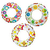 Intex Lively Print Swim Rings - One Supplied