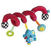 Carousel Sensory Spiral