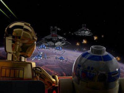 Star Wars Lego - The Padawan Menace (Blu-Ray)
