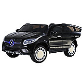 24V Twin Seat Mercedes Style Ride on Car Black