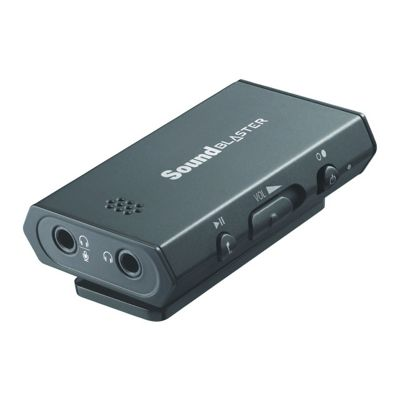 Creative Sound Blaster E1 Portable Sound Card and Headphone Amplifier