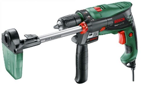 Bosch Easyimpact 550 Hammer Drill with Assistant - Green