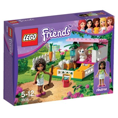 LEGO Friends Andreas Bunny House 3938