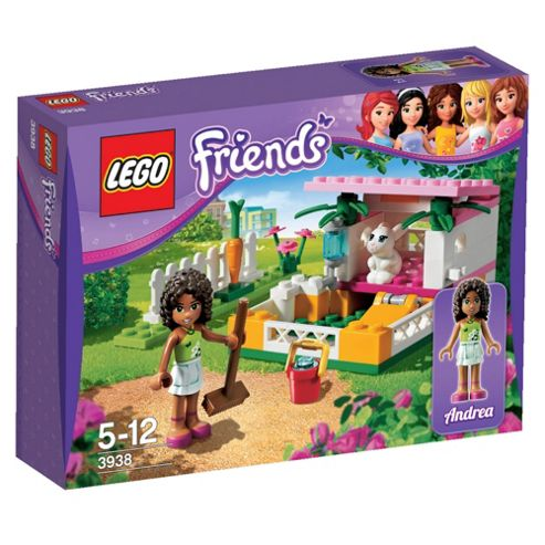 LEGO Friends Andreas Bunny House 3938
