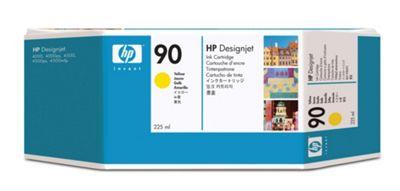 HP 90 printer Ink Cartridge - Yellow