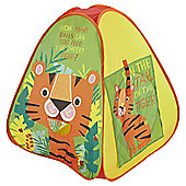Carousel Jungle Fun Pop Up Tent