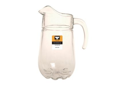 Rayware 0040.152 Hobnobs Glass Jug