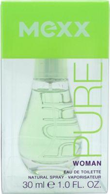 Mexx Pure Woman Eau de Toilette (EDT) 30ml Spray For Women