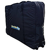 Leisure Lakes Bikes Wheeled Padded Bike Bag