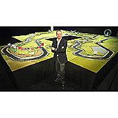 SCALEXTRIC Digital Set SL500 Martin Brundle Jadlam Layout C7042 6 Cars