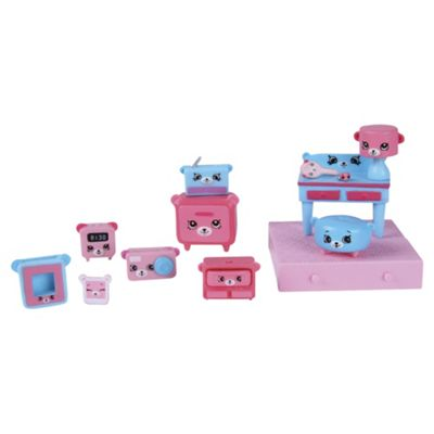 Shopkins Happy Places Decorator Pack - Bear Bedroom