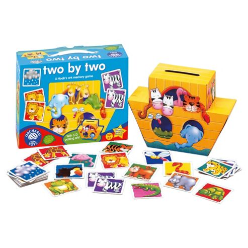 Orchard Toys Noah's Ark Two by Two Memory Game