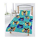 Bing Bunny Bedtime 4 in 1 Junior Bedding Bundle Set