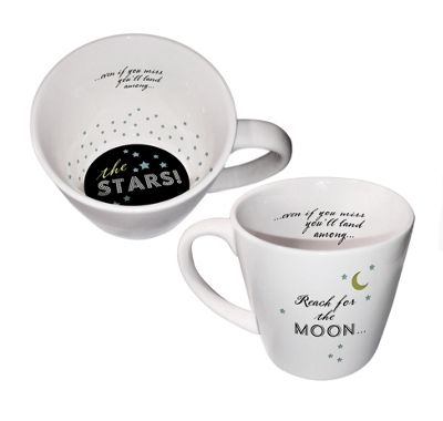 Inside Out Mug, Reach For The Moon