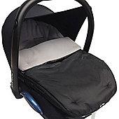 Car Seat Footmuff To Fit Maxi Cosi Cabrio Grey