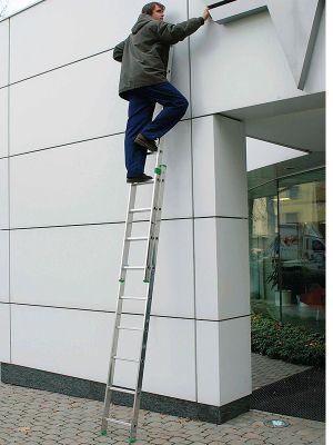 DIY 2m (6.56ft) Double Extension Ladder