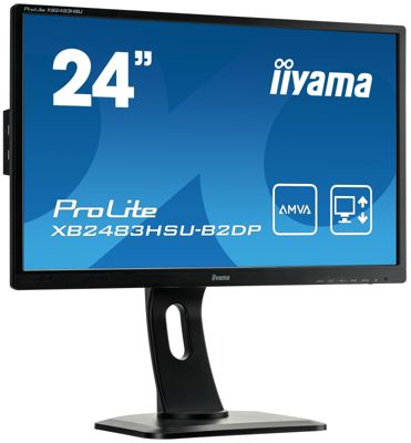 iiyama ProLite XB2483HSU-B2DP 23.8