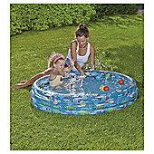 Carousel 3 Ring 120cm Pool