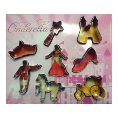 Cinderella Cookie Cutter Set