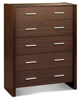 Julian Bowen Havana 5 Drawer Chest