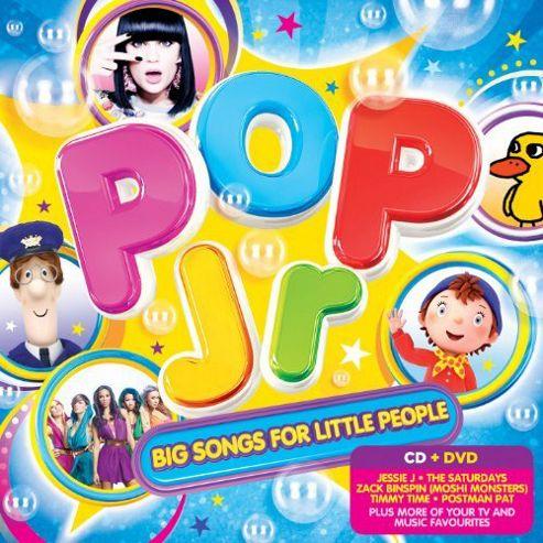 Pop Jr (Cd/Dvd)