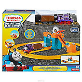 Thomas & Friends Collectible Railway Charlie's Day at the Quarry