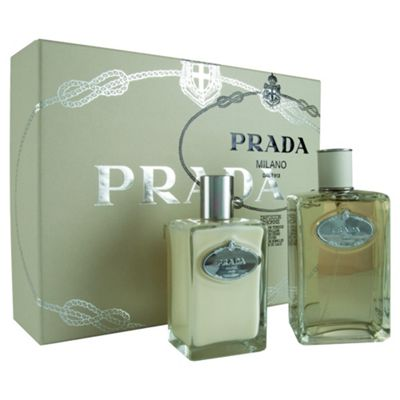 Prada Infusion D'Homme EDT 200ml & AS Balm 100ml
