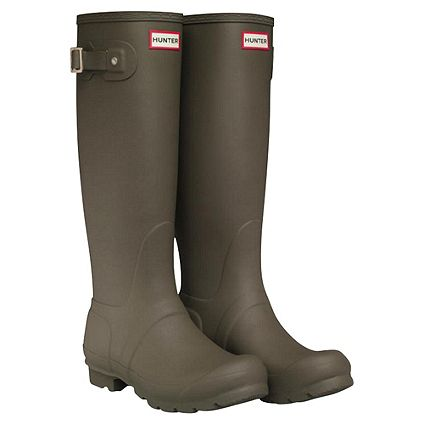 Save £15 on all Hunter wellies
