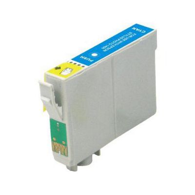 Epson T1282 (C13T12824010)Cyan Replacement Ink Cartridge(Fox)