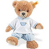 Steiff Sleep Well Bear Blue (25cm)