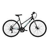 """Barracuda Hydrus 16"""" Womens Hybrid Sports Road Bike Disc Brakes"""