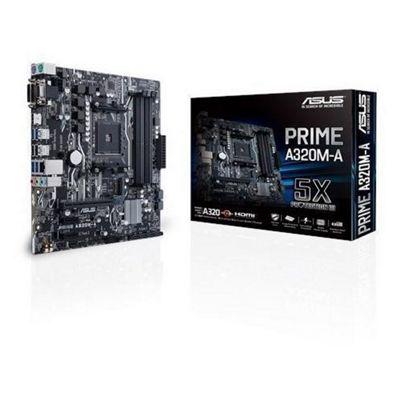 Asus Prime A320M-A Desktop Motherboard