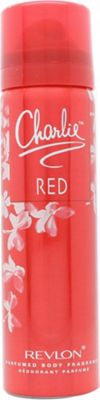 Revlon Charlie Red Body Spray 75ml
