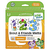 LeapFrog Leapstart Preschool Level 1 Maths Activity Book