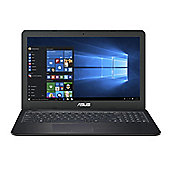 """Asus K556UQ-DM1024T Core i7 12GB 512GB SSD NVidia 940M 2GB Win 10 15.6"""" Black Laptop"""