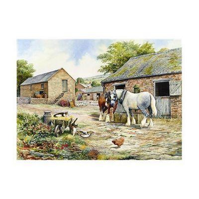 Farmyard Companions Puzzle