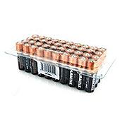 40 x Duracell AA Alkaline Batteries Plus OEM Bulk CopperTop LR6, MX1500, MN1500