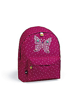 Children's Backpacks - Groovy Butterfly