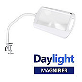 Minisun Clamp On Magnifying LED Daylight Lamp