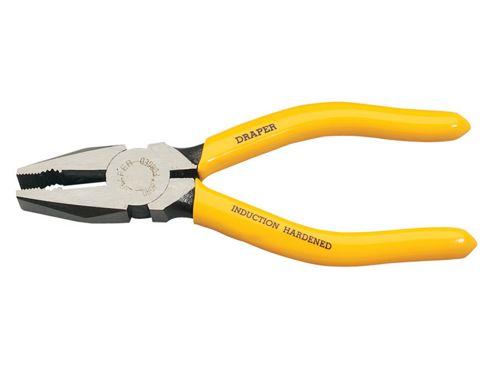 Draper 09398 Diy Combi Pliers Pvc Handle 160Mm