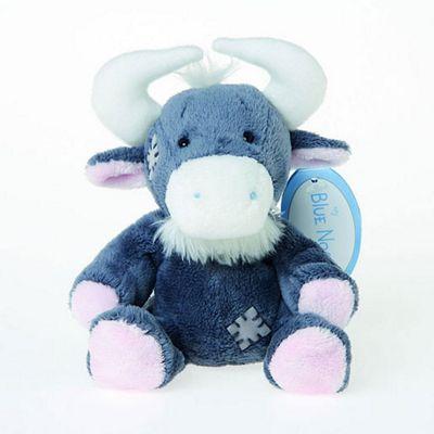 Tatty Teddy & My Blue Nose Friends Noo the Wildebeast