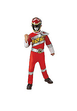 Power Rangers Dino Charge Red Ranger Muscle Costume (3-4 Years)
