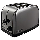 Russell Hobbs 18780 Futura 2 Slice Toaster - Brushed Stainless Steel