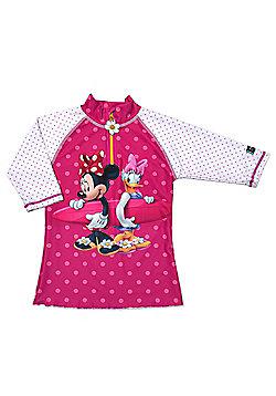 Disney Minnie Mouse & Daisy Duck UV Shirt 5 to 6 Years