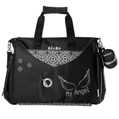 BEABA Los Angeles Changing Bag, Black