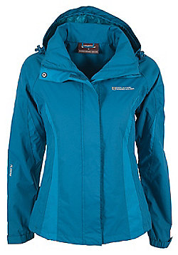 Gust Women's Waterproof Jacket - Blue
